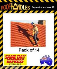 (Pack of 14) Roof Handles Climbers Ladder Roof Access Climbing Safety