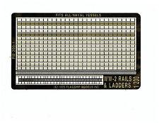 Flagship Models FM 200-1 WW-2 Rails & Ladders