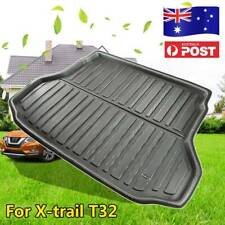 Rear Trunk Mat Cargo Boot Liner Floor Tray For Nissan X-Trail Xtrail T32 2014-19