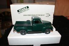 Danbury Mint 1953 Chevrolet 3100 Half-Ton Pickup 1/24 Diecast W/ BOX