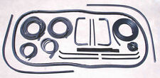 1960 1961 1962 1963 Cab Weatherstrip Kit Chevrolet Chevy GMC Pickup Truck  60-63