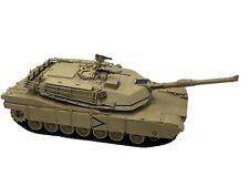 FRANKLIN MINT Diecast 1:24 M1A1 Abrams Tank - Desert Storm B11B643
