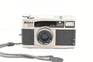 【 Exc +++++ 】 Nikon 35 Ti 35mm Point & Shoot Film Camera  from JAPAN 1493