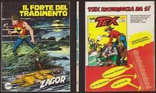 ZAGOR ZENITH 297 IL FORTE DEL TRADIMENTO (246) - GENNAIO 1/1986