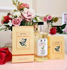 Penhaligons ORANGE BLOSSOM 100ml EDT perfume & wash 300ml gift 🌿🧡NEW SEALED