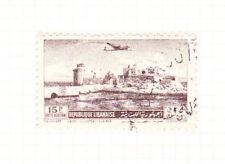 Lebanon Stamp