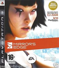 MIRROR'S EDGE for Playstation 3 PS3 - with box & manual