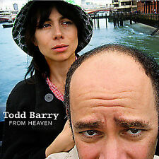 1 CENT CD From Heaven [PA] [Digipak] - Todd Barry COMEDY