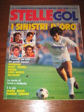 SUPERGOL STELLE 1984/1 DIEGO ARMANDO MARADONA NAPOLI BRADY VIGNOLA BECCALOSSI