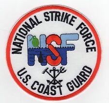 NSF USCG BC Patch Cat No M0829