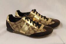 Coach Tennis Shoes Womens Size 8M