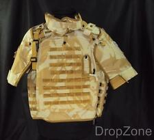 NEW British Military Army Body Armour Cover Osprey DPM Desert 190/120