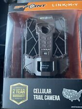 Spypoint-Link-W-V Cellular Trail Camera 10 Mp Brand New Factory Sealed Free Ship