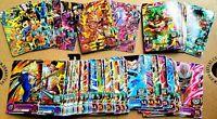 Carte DBZ Super Dragon Ball Heroes Universe Mission UM10 OCP/CP/SR/R/N Set 73/73