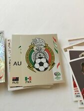 Panini ca 105 Sticker EM 2004 WM 2006 2010 2015
