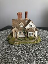 """Lilliput Lane """"Double Cottage"""" From The Blaise Hamlet Collection"""