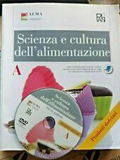 SCIENZA E CULTURA DELL' ALIMENTAZIONE VOL.A con DVD - ALMA - EDIZIONI PLAN