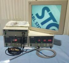 Storz Image 1 Color Video System A3 Camera Head Scb Xenon 175 Endoflator