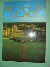 Blenheim Palace History / Guide 1988 Duke of Marlborough Estate