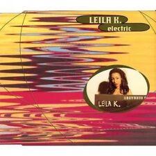 Leila K. Electric (1995) [Maxi-CD]