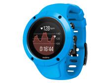 Reloj deportivo - Suunto Spartan Trainer Wrist HR, Waterproof, GPS, Azul