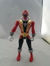 "Power Rangers Megaforce 10"" Talking Red Ranger Figure"