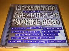 DEEP PURPLE machine head TRIBUTE cd SANTANA iron maiden METALLICA flaming lips