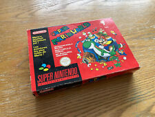 Super Mario World SNES Boxed