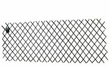 Master Garden Products Willow Expandable Trellis Fence, 36 by 72-Inch, New, Free