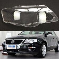 For VW Passat B6 2006~2011 Car Headlight Headlamp Lens Auto Shell Cover