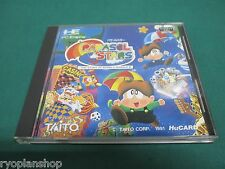 NEC PC Engine HuCARD -- PARASOL STARS -- JAPAN GAME Clean & Work fully!! 11206