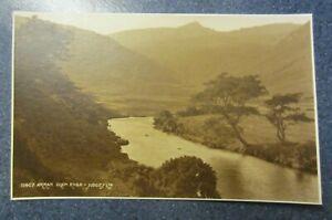 Vintage 1943 Valentine's Postcard Z18399 - Rest & Be Thankful Glencroe Arrochar