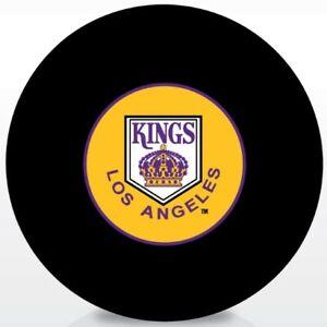 Los Angeles Kings 1967 Inaugural NHL Season Vintage Souvenir Hockey Puck