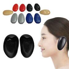 2PCs Plastic Ear Cover Shield Hair Dye Color Coloring Shield Protect Guard Salon