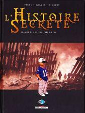 HISTOIRE SECRETE  ** TOME 31  LES MAITRES DU JEU ** EO NEUF KORDEY/PECAU/O GRADY