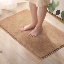 1X Absorbent Non-slip Carpet Machine-washable Bathroom Hallway Doorway Mat Home