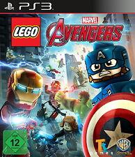 Sony PS3 Playstation 3 Spiel ***** LEGO Marvel Avengers *****************NEU*NEW