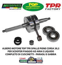 Top Performances 9926180 Albero Motore Completo 39,3 mm - Grigio