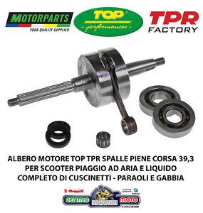 Albero Motore TOP TPR Spalle Piene Corsa 39,3 SP 12 PIAGGIO ZIP 50 2T 1995 1996