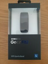 Samsung Gear Fit 2 - Fitness tracker / Smart watch GPS - Original box - SM-R360