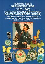 1007: Spendenbelege des DJH, Reinhard Tieste