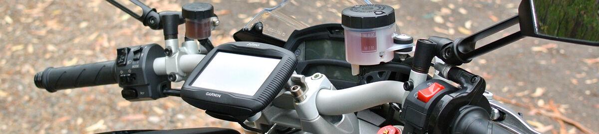 MotoGPS Motorcycle Device Mounts