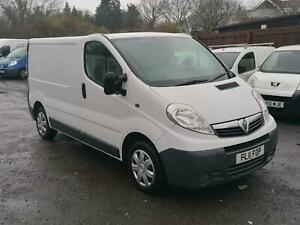 VAUXHALL VIVARO VAN NEW TIMING CHAIN CUSTOM SEATS PX NO VAT WARRANTY NEW MOT