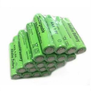 20pcs/lot New Brand AAA Battery 2100mah 1.5V Alkaline AAA rechargeable battery f