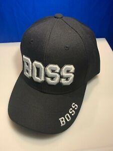 Boss Baseball Hat Cap NEW!!