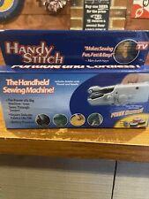 Handy Stitch Handheld Sewing Machine USED GOOD CONDITION