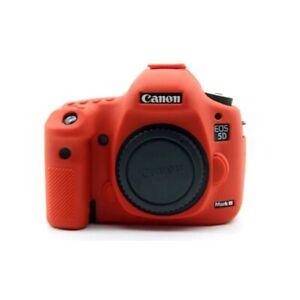 Camera bag For canon 1300D 650D 77D 750D 700D silicone case eos 200D 250D 5D4 6D