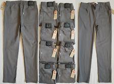 Levi's Big Boys Pull-On Stretch Pants Sizes: S, M, L, XL Regular/Husky Grey