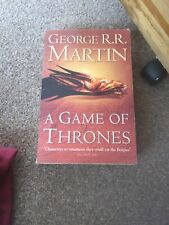 A Game of Thrones (Reissue) (A Song of Ice and Fire, Book 1) by George R. R....
