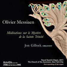 Messiaen Méditations sur le Mystère de la Sainte Trinité, Jon Gillock Pipe Organ